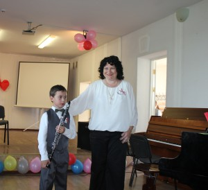 mokytoja Natalija
